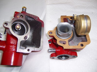 farmall h carb inside after