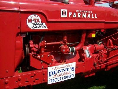 Farmall Dennys Carb Shop Tractor Products Autos Post