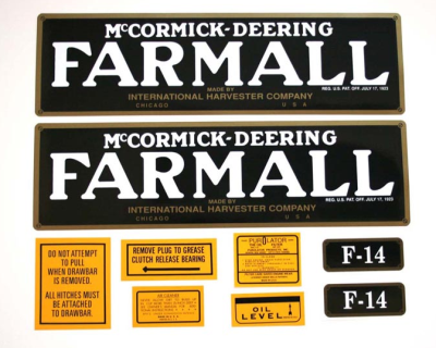 FARMALL F14